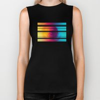 Colorful MIX Biker Tank