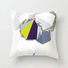 ‡ R ‡ Throw Pillow