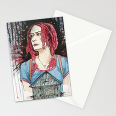 Eternal Sunshine of the Spotless Mind Stationery Cards