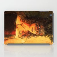 Masked iPad Case