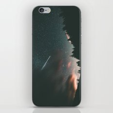 Stars II iPhone & iPod Skin