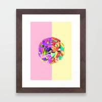 veranica Framed Art Print