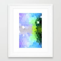 Spring Discovery  Framed Art Print