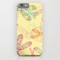 iPhone & iPod Case featuring Dragonfly Dragonfly oh, Dragonflies Everywhere! by All Is One