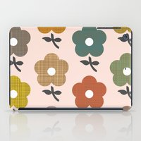 Happy little flower iPad Case