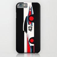 Moby Dick - Vintage Pors… iPhone 6 Slim Case