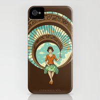 iPhone Cases featuring Welcome to My World by Enkel Dika
