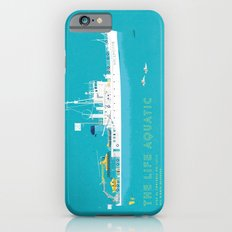 The Life Aquatic With St… iPhone 6 Slim Case