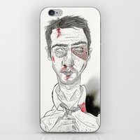 The First Rule Is- The N… iPhone & iPod Skin