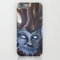 iPhone & iPod Case featuring Eyeless by Brandon Hein
