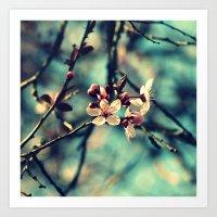 Blooming Beautiful Art Print