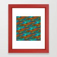 Jetson Art Framed Art Print