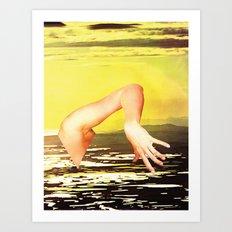 Artax Art Print