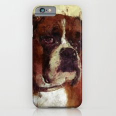Boxer Dog iPhone 6 Slim Case