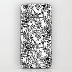 Full Moon Tea Reversed iPhone & iPod Skin