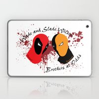 Wilson Brothers 3D Laptop & iPad Skin