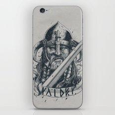 Raider (Viking) iPhone & iPod Skin