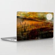 Aura Of Tranquillity Laptop & iPad Skin
