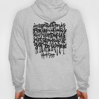 inspiration is for amateurs Hoody
