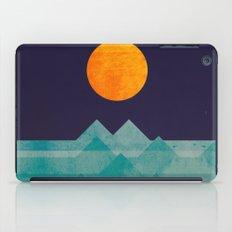 The Ocean, The Sea, The … iPad Case