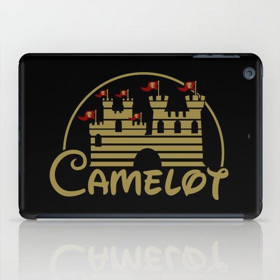 Merlin's Magic Kingdom iPad Case