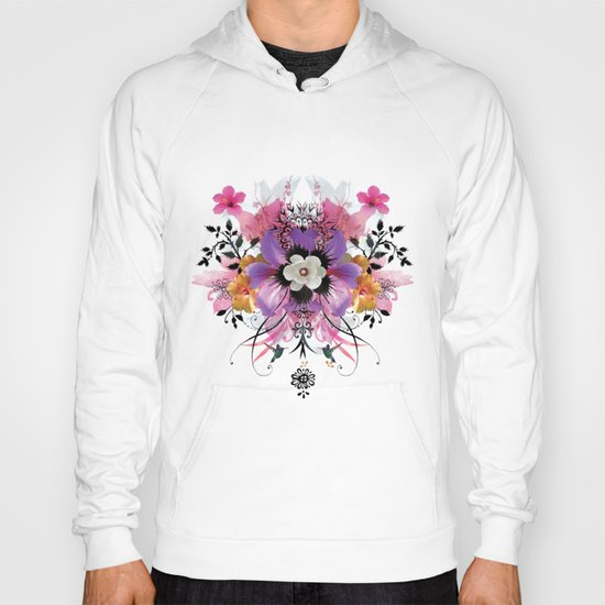 Flower Love Hoody