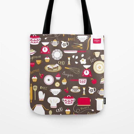 Teatime Treat Tote Bag