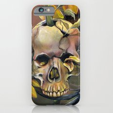 Summer Skull Slim Case iPhone 6s