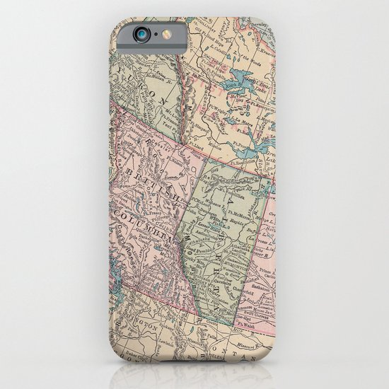 Oh Canada iPhone & iPod Case
