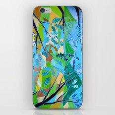 La Cinciallegra (The Yellow Passerine) iPhone & iPod Skin