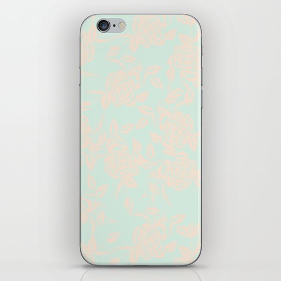 A bed of ROSES iPhone & iPod Skin