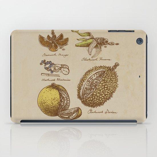 Clockwork Fruit  iPad Case