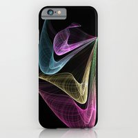 iPhone & iPod Case featuring Fractal-Dance by Vargamari