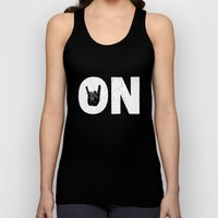 Rock On Unisex Tank Top