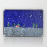 Night scenes Laptop & iPad Skin