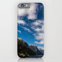 iPhone Cases featuring New Zealand by Michelle McConnell
