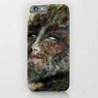 iPhone & iPod Case featuring Greenman by Michelle Orozco