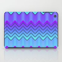 Chilly Chevrons iPad Case