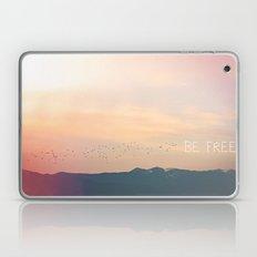 Be Free Laptop & iPad Skin