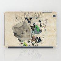 ░ MEAW ░ iPad Case