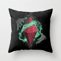 the Craft Throw Pillow