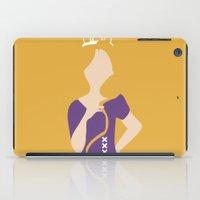 Rapunzel - Tangled iPad Case