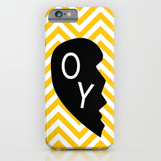 Oy iPhone & iPod Case