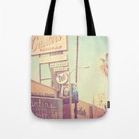Los Angeles. Canters Del… Tote Bag
