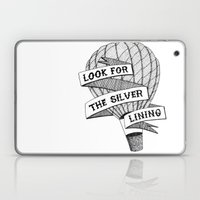 Look for the silver lining Laptop & iPad Skin