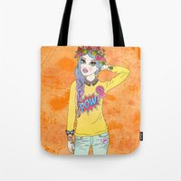 Total Knock Out Tote Bag