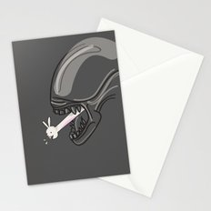 Alien?! Stationery Cards