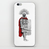 Centurions iPhone & iPod Skin