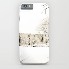 On Thin Ice Slim Case iPhone 6s