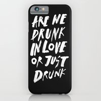 DRUNK iPhone 6 Slim Case